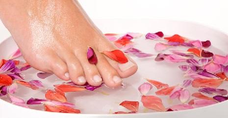 Как за 5 минут размягчить ногти на ногах в домашних условиях у пожилых людей