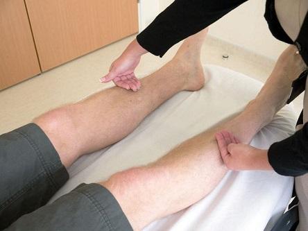 Тромбофлебит нижних конечностей - симптомы, лечение, диета, признаки