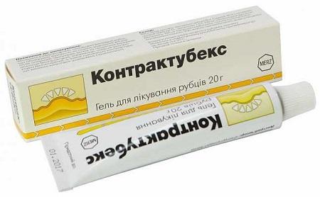 Мазь для заживления шрамов и рубцов, крема и гели для лечения послеоперационных рубцов, мази от шрамов и рубцов