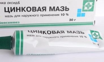 Чем лечить контактный дерматит мази